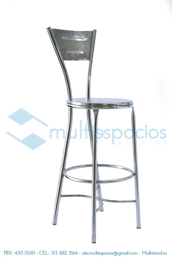 silla alta tipo bar stands bogot